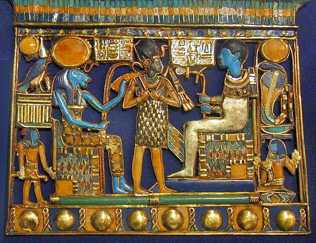 bijou de la tombe de tout nkhamon mus e du caire egypte flickr. Black Bedroom Furniture Sets. Home Design Ideas
