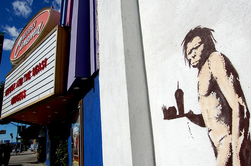 Banksy New Beverly | by os!