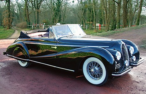 delahaye 135 ms convertible letourneur and marchand 1947 flickr. Black Bedroom Furniture Sets. Home Design Ideas