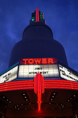 20080128 Tower Theatre | by Tom Spaulding