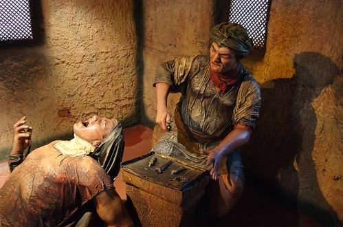 Old time dentistry | Beatrice Murch | Flickr Dentist