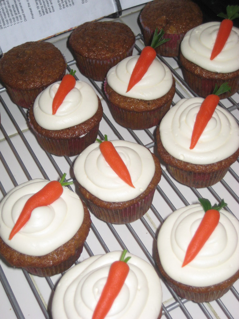 Homemade Carrot Cake Recipe With Cream Cheese Frosting