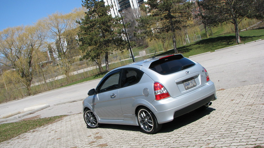 2007 Hyundai Accent Sr Limited Edition Www Cardomain Com