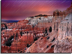 Bryce Canyon Star Trails | by MikeJonesPhoto