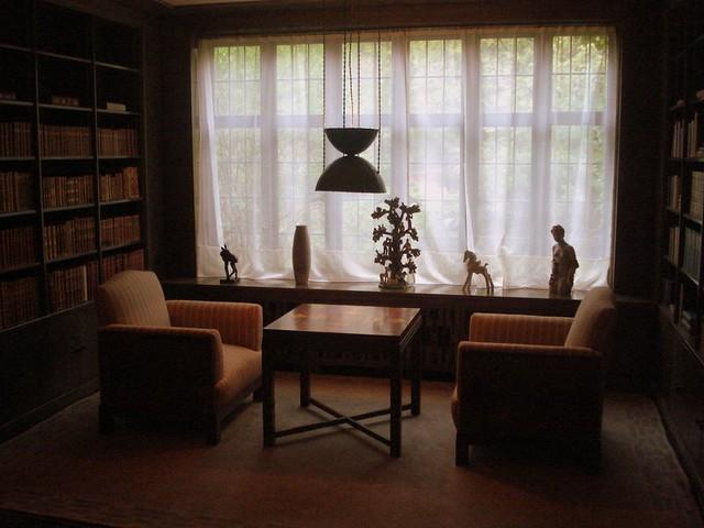 Sunday in Detroit: Saarinen House, Cranbrook