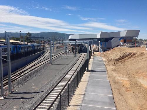 New Bayswater Railway Station