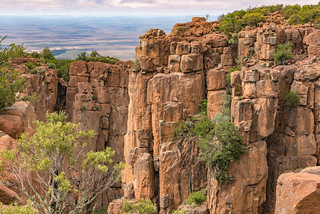 Valley of Desolation, Camdeboo Nationalpark
