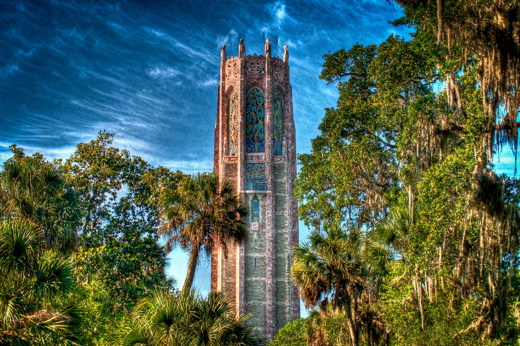 a visit to the bok tower gardens