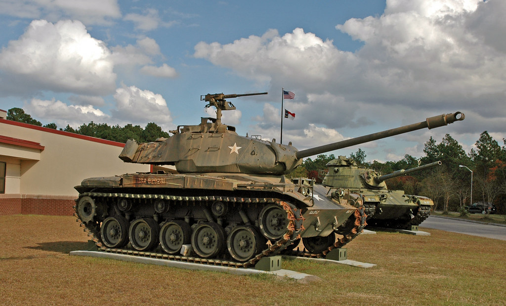 M41A3 Walker Bulldog Tank | This M41 Walker Bulldog Tank ...