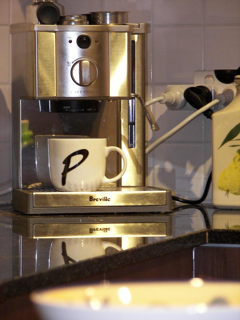 cafe roma coffee machine