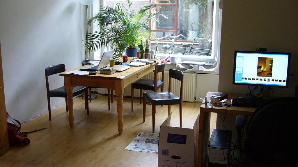 Huiskamer check dat scherm! droste effect! ja die vloeru2026 flickr