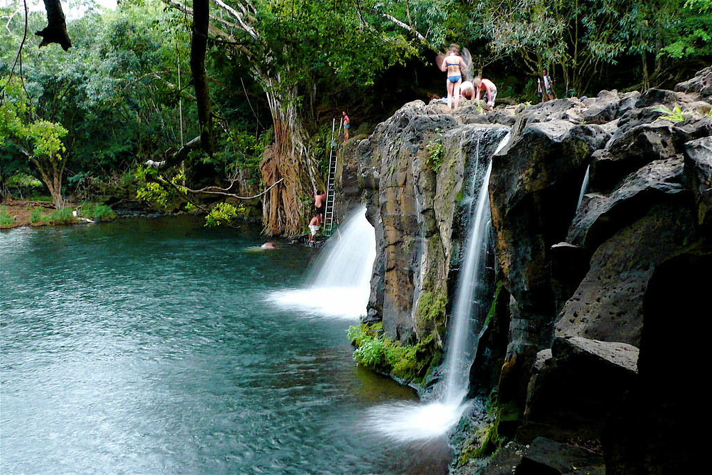 Kauai Day Trip To Big Island