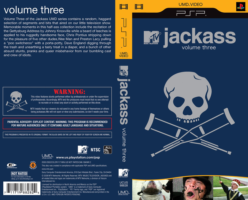 Blog Jackass for the PSP | by PlayStation.Blog
