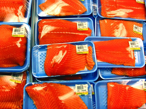 Salmon Package Packaged Salmon | by