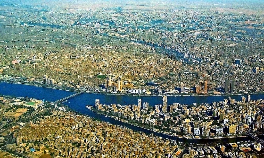 River Island In Cairo