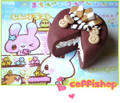 Biscuit cake | by Coffilatte♥