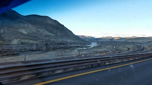 Truckee River Flow