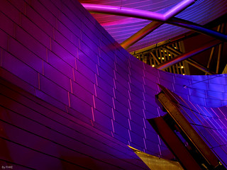 Pritzker Pavilion by Frank Gehry | by FHKE