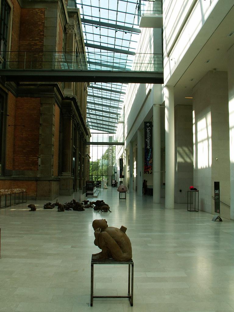 teen bryster gratis museum i København