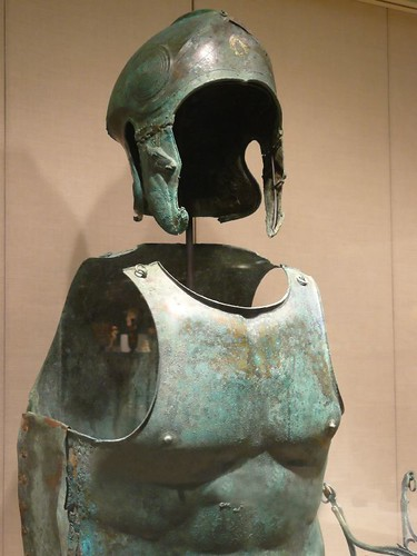 Greek Warriors  Ancient Military