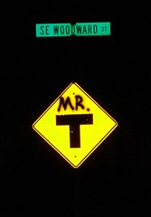 Mr. T Sign (Wide) | by wildsheepchase