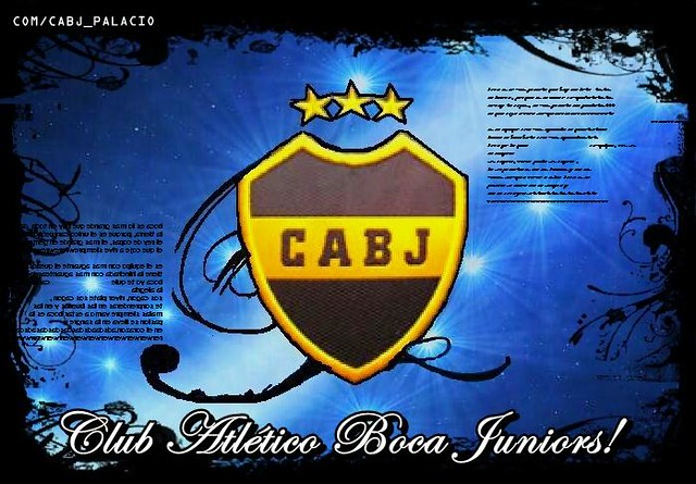 Club Atletico Boca Juniors! | Flickr - Photo Sharing!