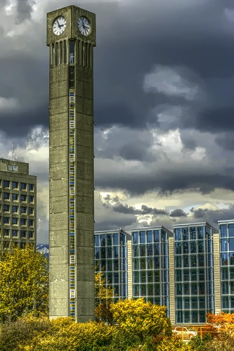 UBC Clock Tower | by Astro Guy