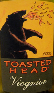Toasted Head 2005 Viognier (front) | by 2 Guys Uncorked