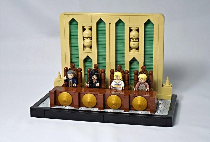 LEGO® MOC by Vitreolum: Hellfire Club