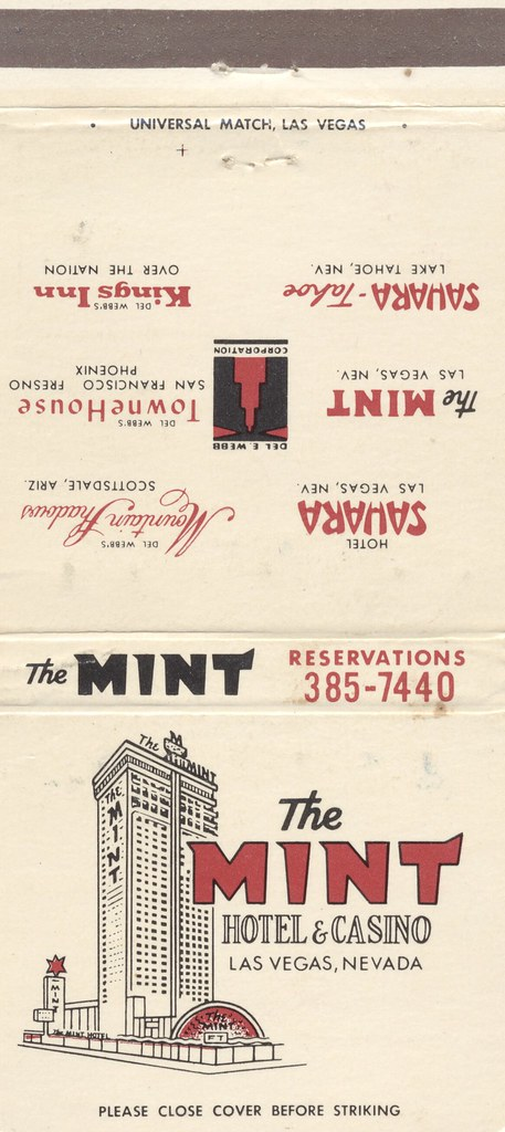 The Mint - Las Vegas, Nevada