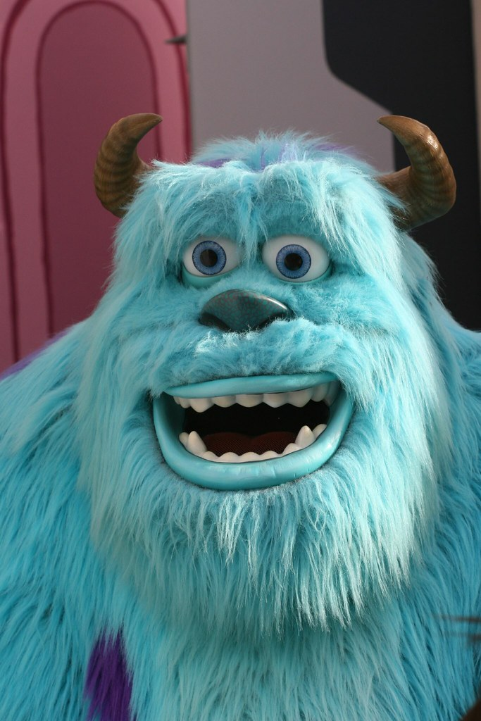sully from monsters inc james p sullivan aka sully flickr
