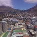 Cape Town - view South towards Kloof Nek