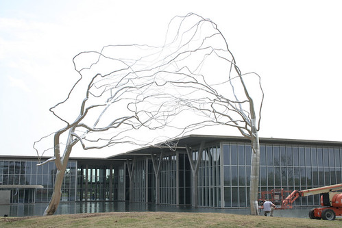 Roxy Paine Conjoined 2007 Installation Modern Art