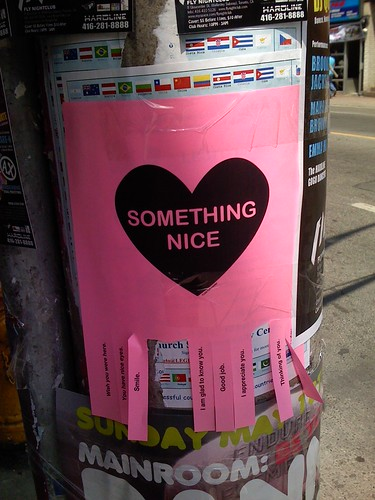 Something Nice | by Sweet One