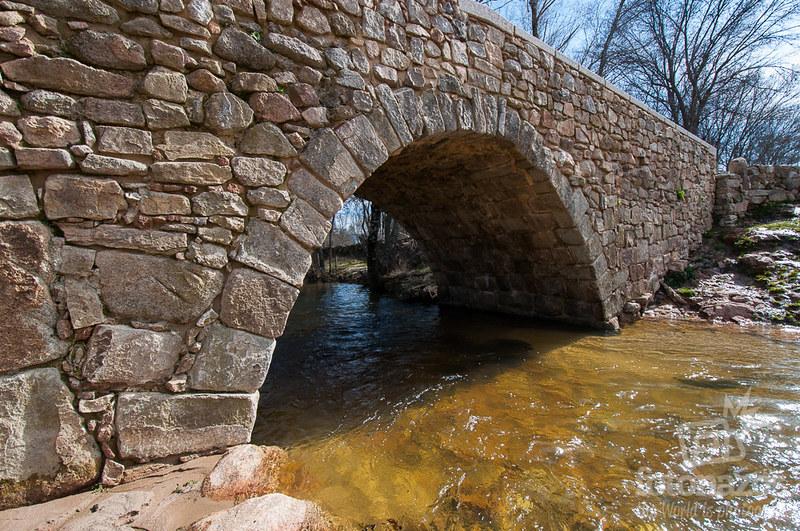 Puente romano El Berrueco - Sieteiglesias