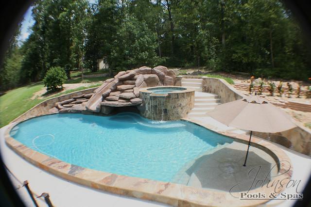 Johnson Pool And Spa Lufkin