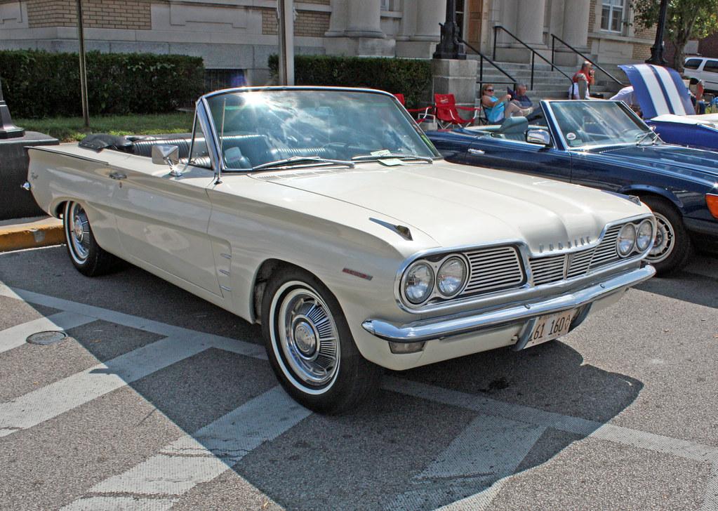 1962 Pontiac Tempest LeMans Convertible (2 of 7 ...