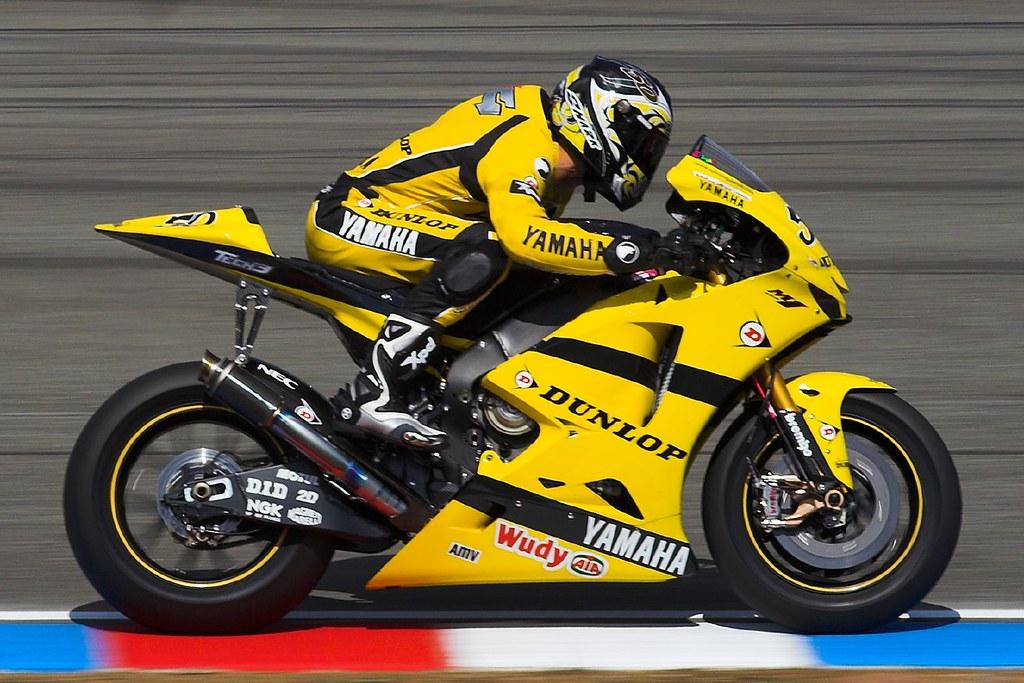 - MotoGP - | Sylvain Guintoli (FRA) driver of the Dunlop Yam… | Flickr