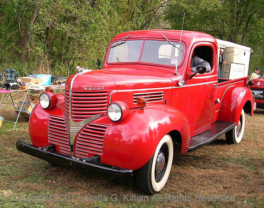 Dodge Power Wagon For Sale >> 1939 Dodge Truck | Lots of shiny chrome and details on ...