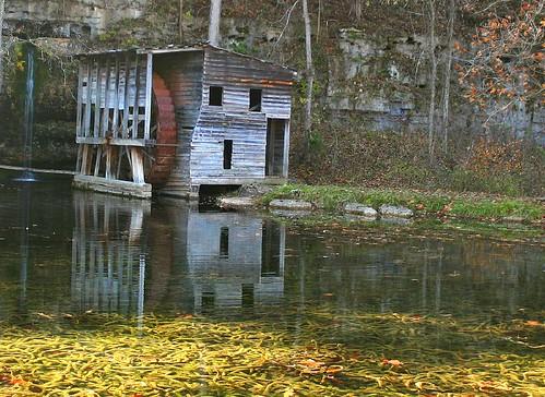 Falling Spring Mill Rural Oregon County Missouri Flickr