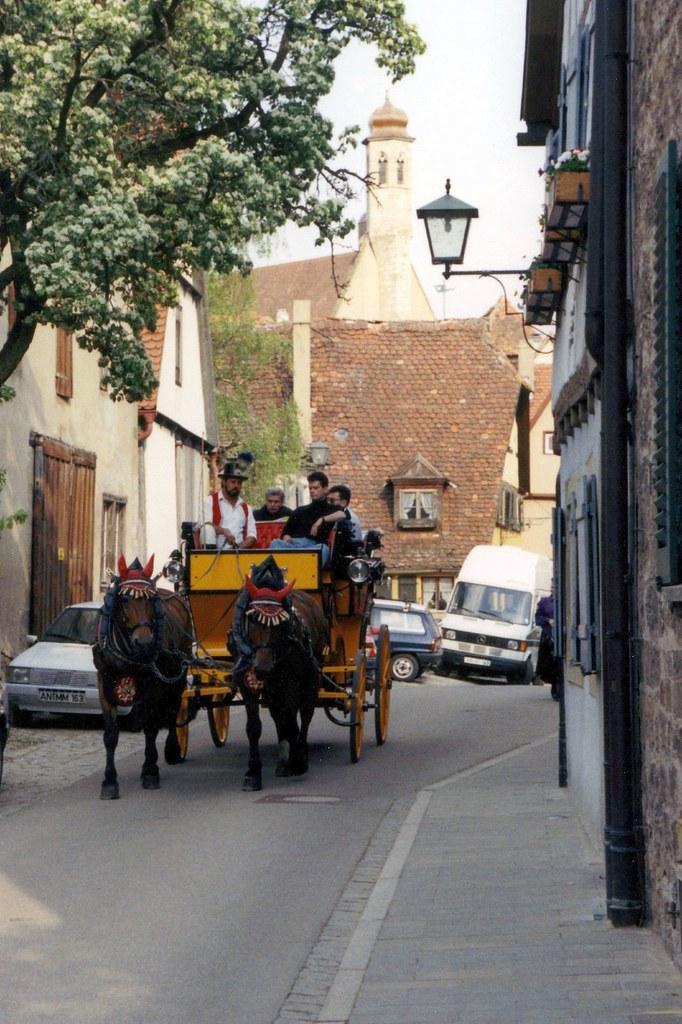 Rothenburg (Horse-Drawn Carriage)