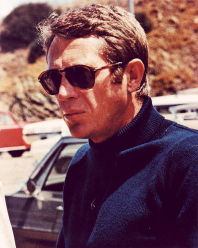 Steve Mcqueen In Persol Guise Archives Flickr