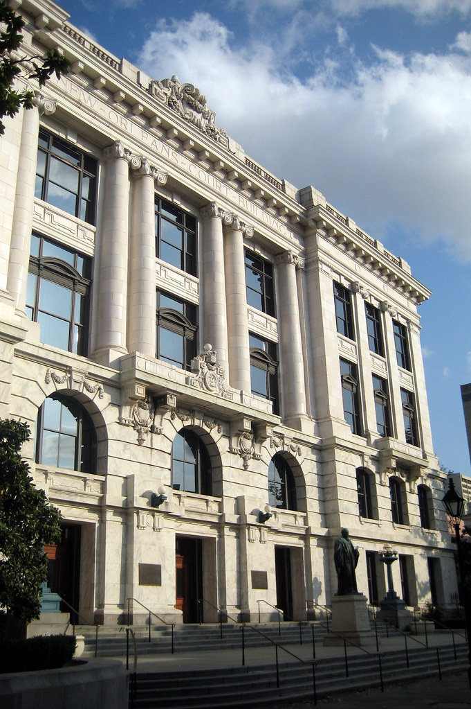 ... New Orleans - French Quarter: Louisiana Supreme Court Building | by wallyg