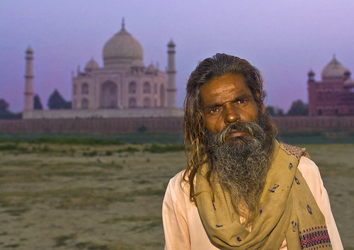 Alone at the Taj | by Stuck in Customs
