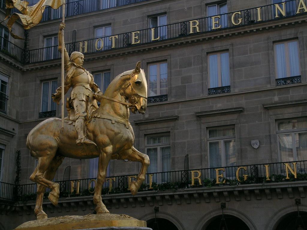 Joan Of Arc Hotel Paris
