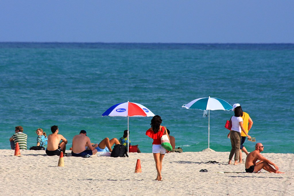 Miami South Beach Weather In November