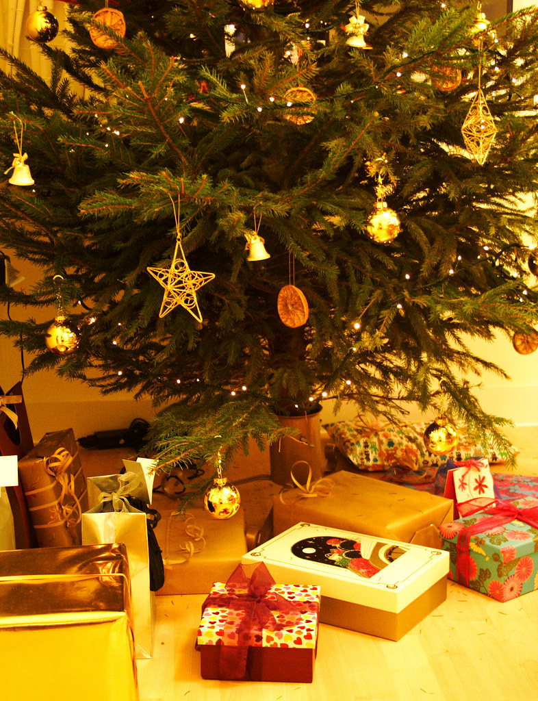 Gifts under the Christmas tree | Alexander Baxevanis | Flickr