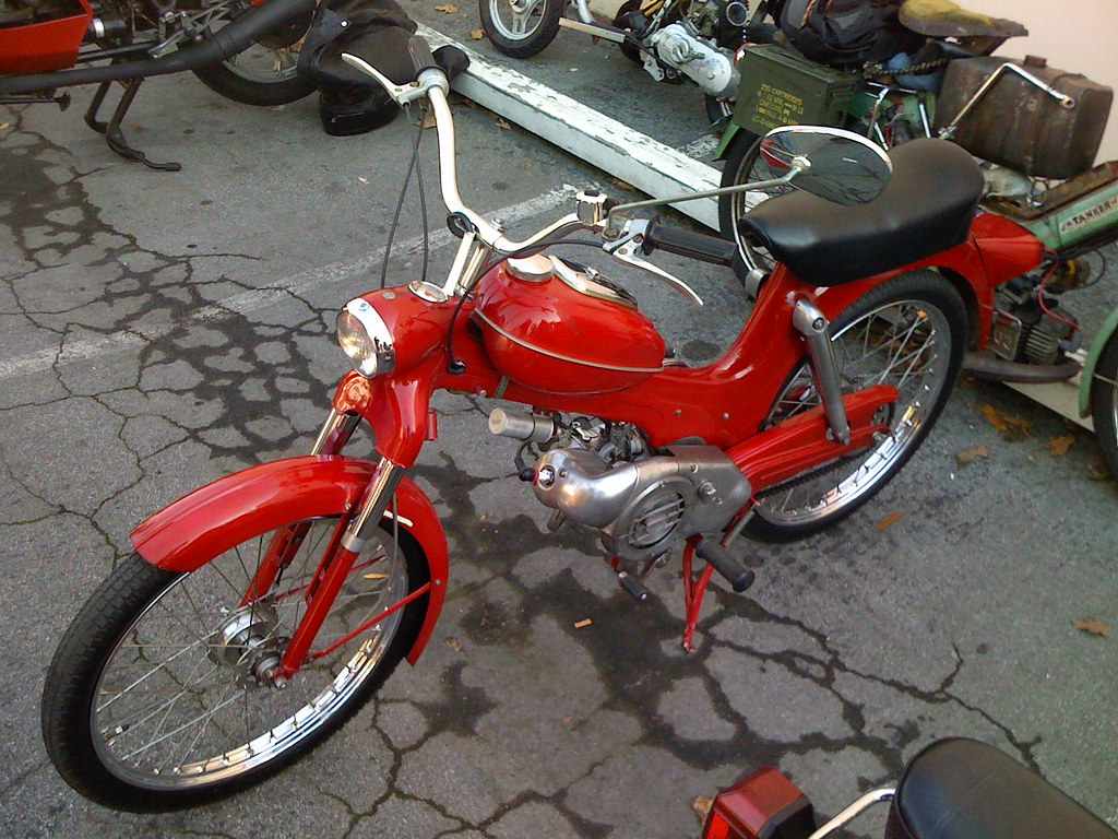 Tomos sprint moped 15