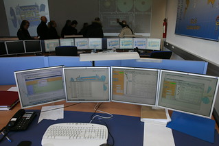 CERN's control room | by Robert Scoble