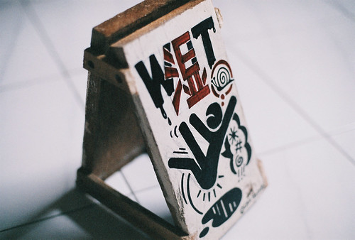 Caution : Wet Floor | by Liyin Yeo of Liyin Creative Studio
